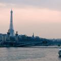 Tour Eiffel & La Seine