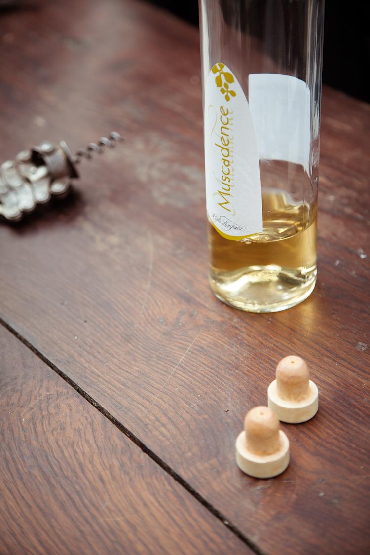 Muscadence white wine