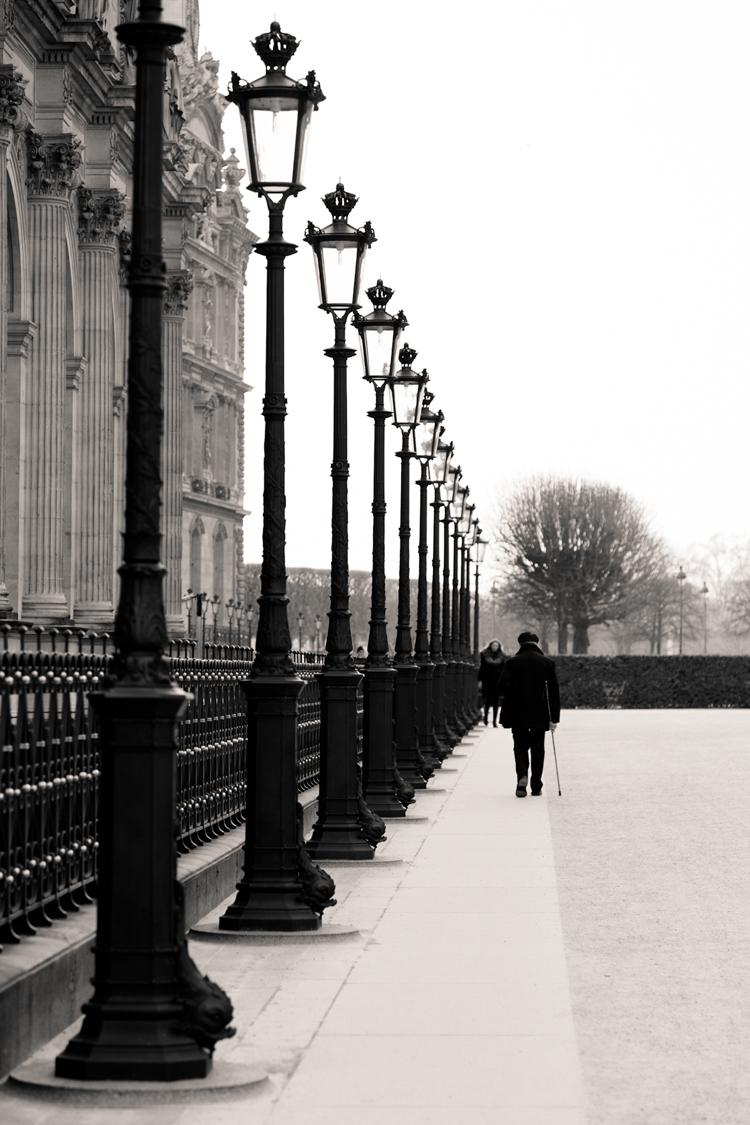 Gloomy Black & White
