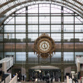 The clock at Musée D'Orsay