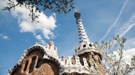 Gaudí Architecture in Barcelona