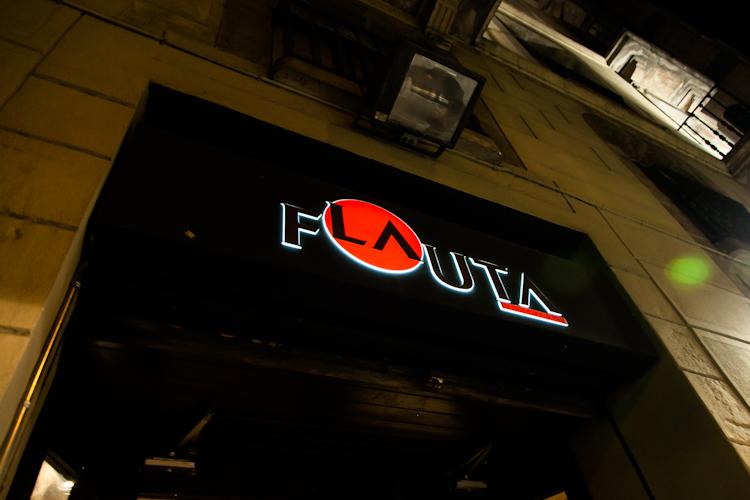 La Flauta Restaurant in Barcelona