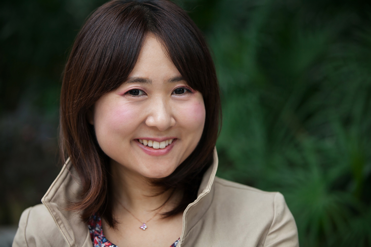 Ayumi Suzuki • Professional portrait