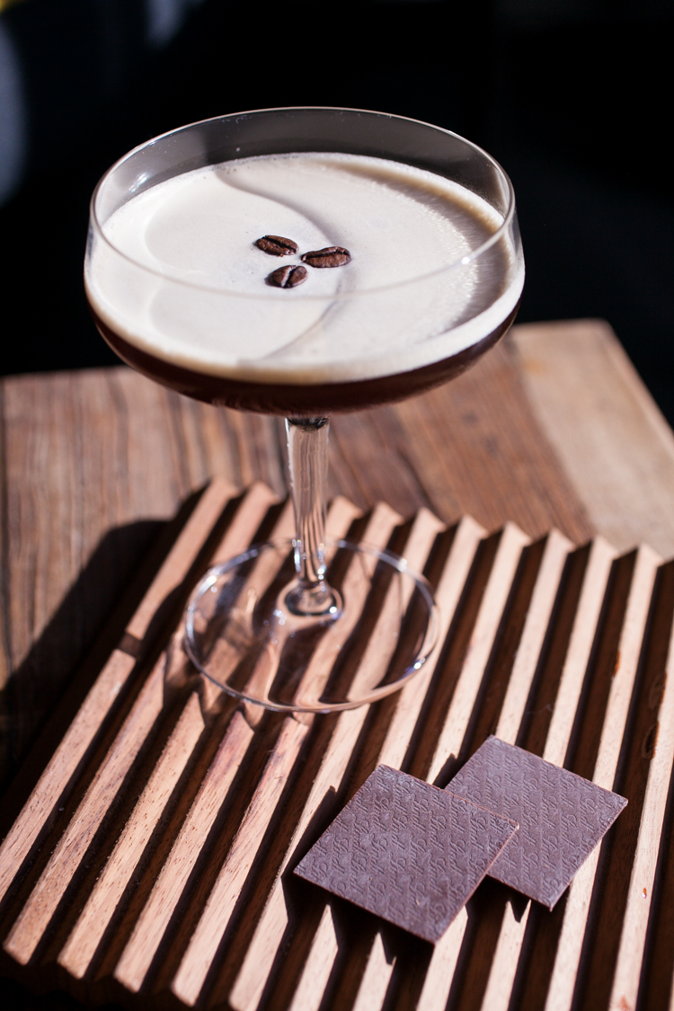 Chocolate and Cocktail Pairing • Food Photography by Tracy Wong