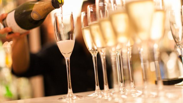 Champagne • Hong Kong Event Photographer