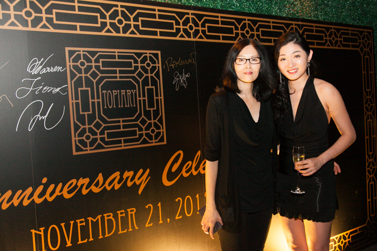 Signature Wall • Topiary Anniversary • Hong Kong Event Photographer
