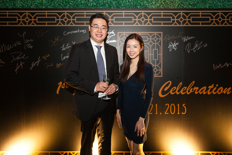 Signature Wall • Hong Kong Event Photographer