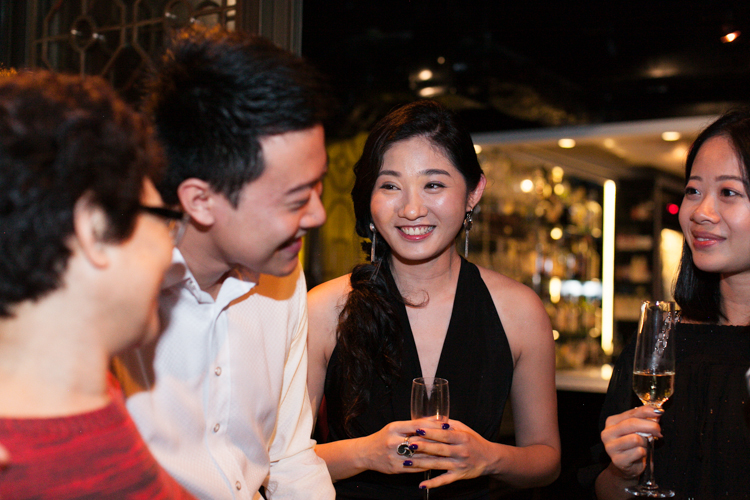 Mingling • Hong Kong Event Photographer