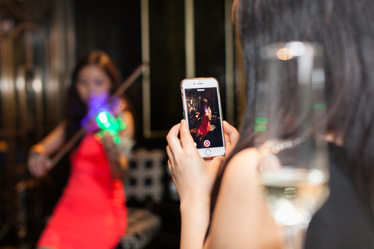 Violinist • Hong Kong Event Photographer