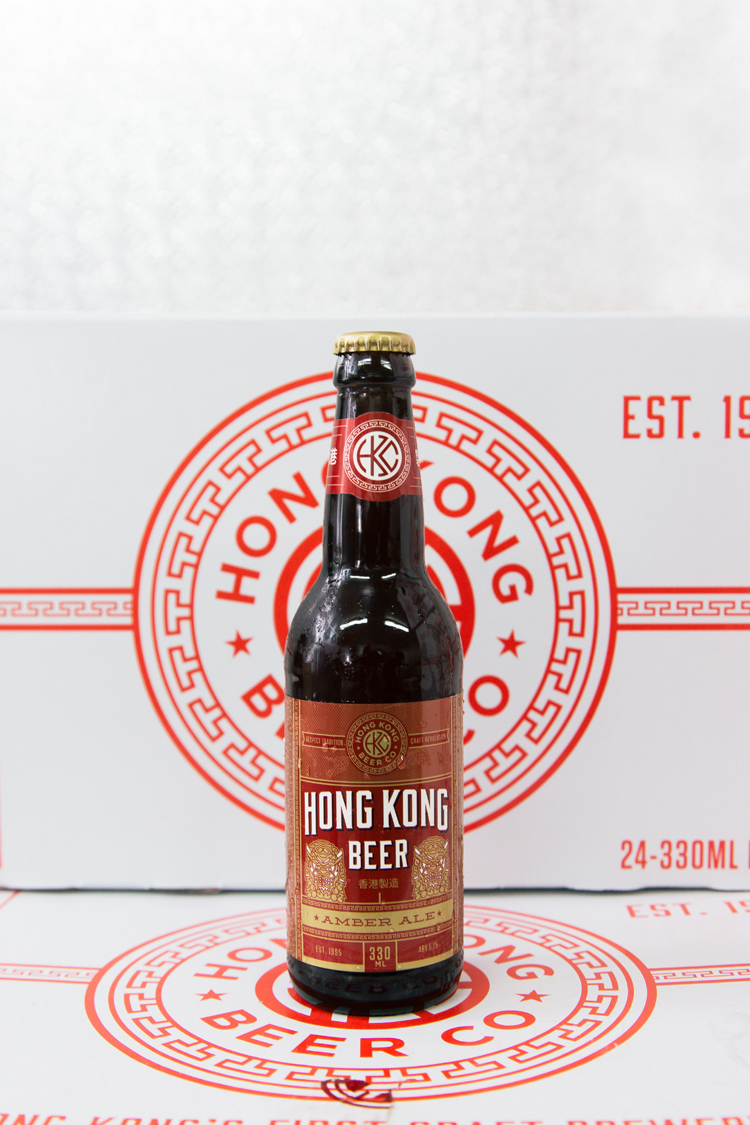 "Craft Beer ""Hong Kong Beer"" • Product photography by Tracy Wong"