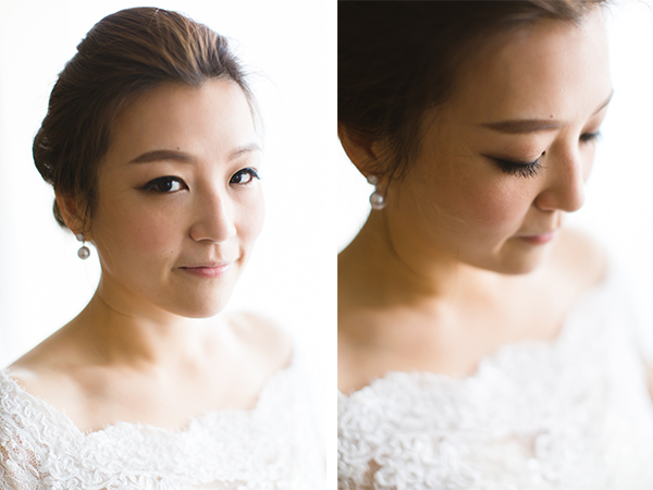 Bridal portraits in Hong Kong