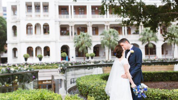 Wedding Photography in Hullet House, Tsim Sha Tsui