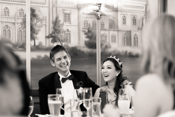 Candid, Natural Wedding Photography | Nini & Rob at Hullett House