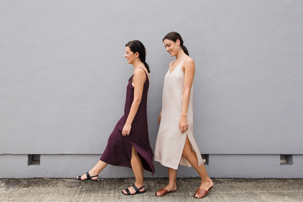 Grana Silk Dresses • Lifestyle Fashion Photographer Tracy Wong