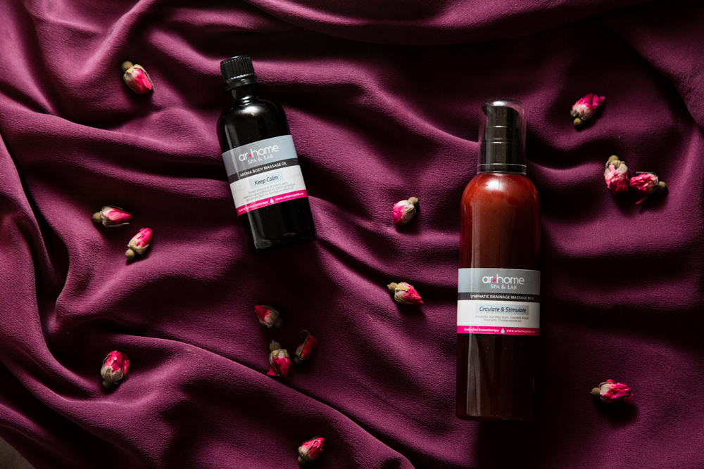Luxurious, Sensual – Massage products by Arhome