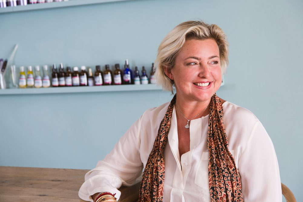 Arhome Spa & Lab founder, Sandra Dupont