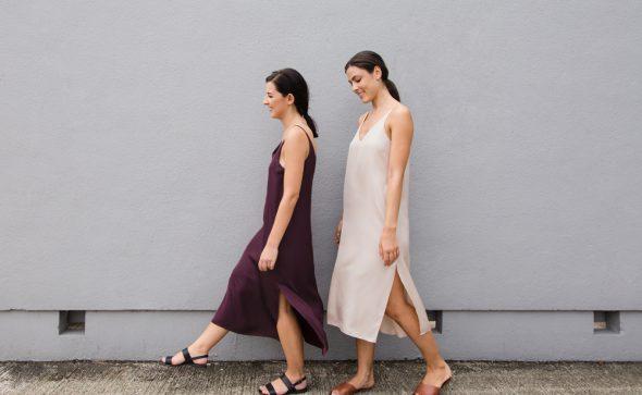 Grana Silk Dresses // Hong Kong photographer Tracy Wong