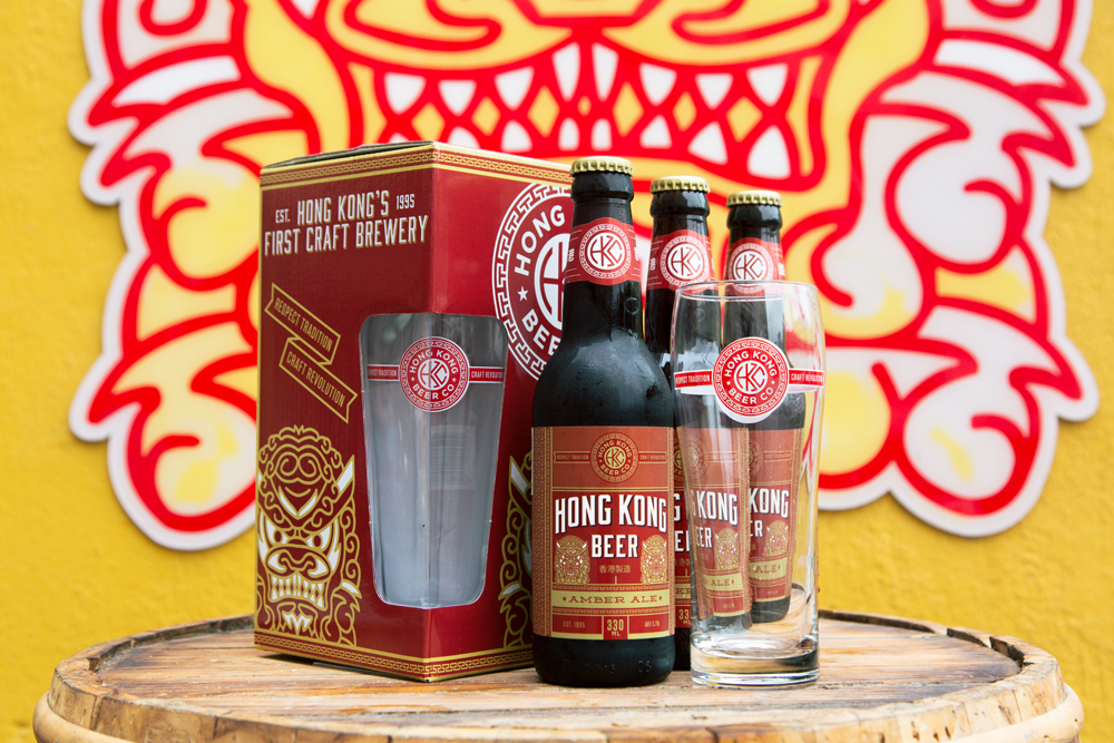 Hong Kong Beer Company gift pack