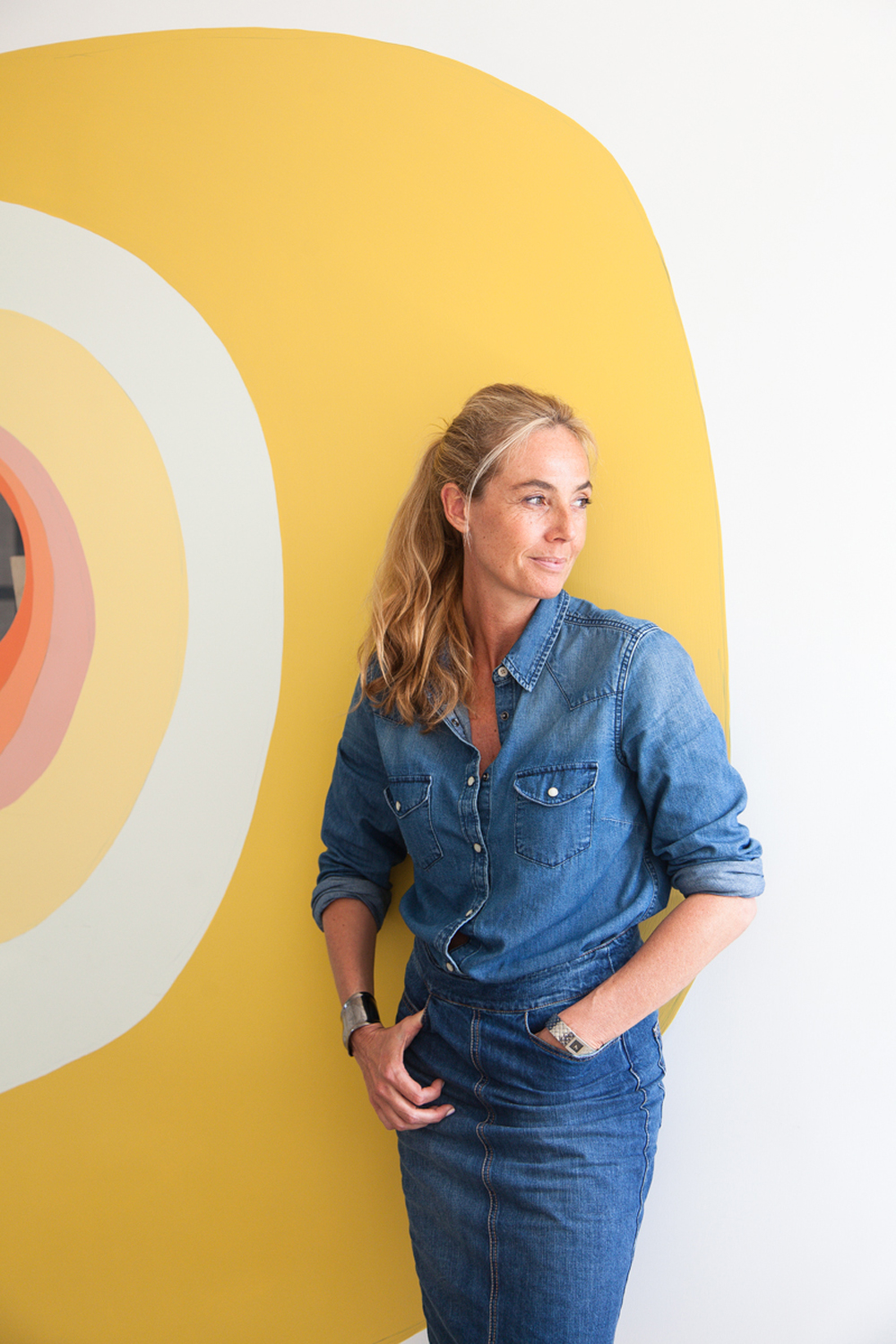 Eve Mercier – founder of Insight School of Interior Design Hong Kong