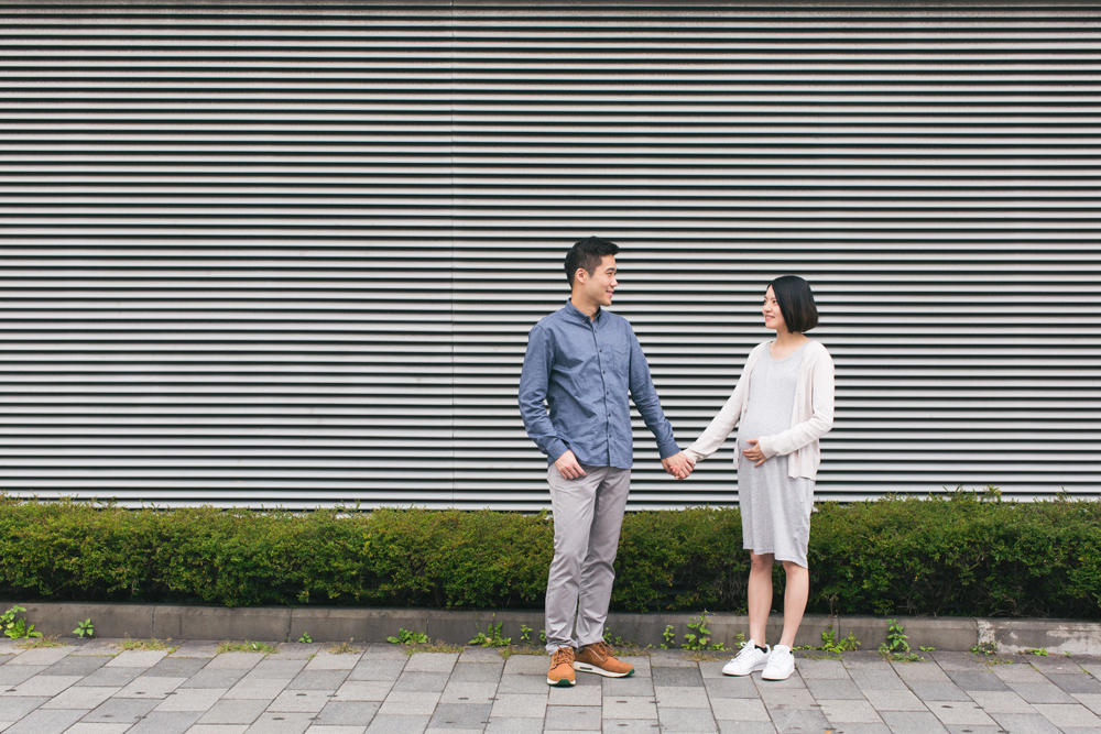 Hong Kong maternity photos