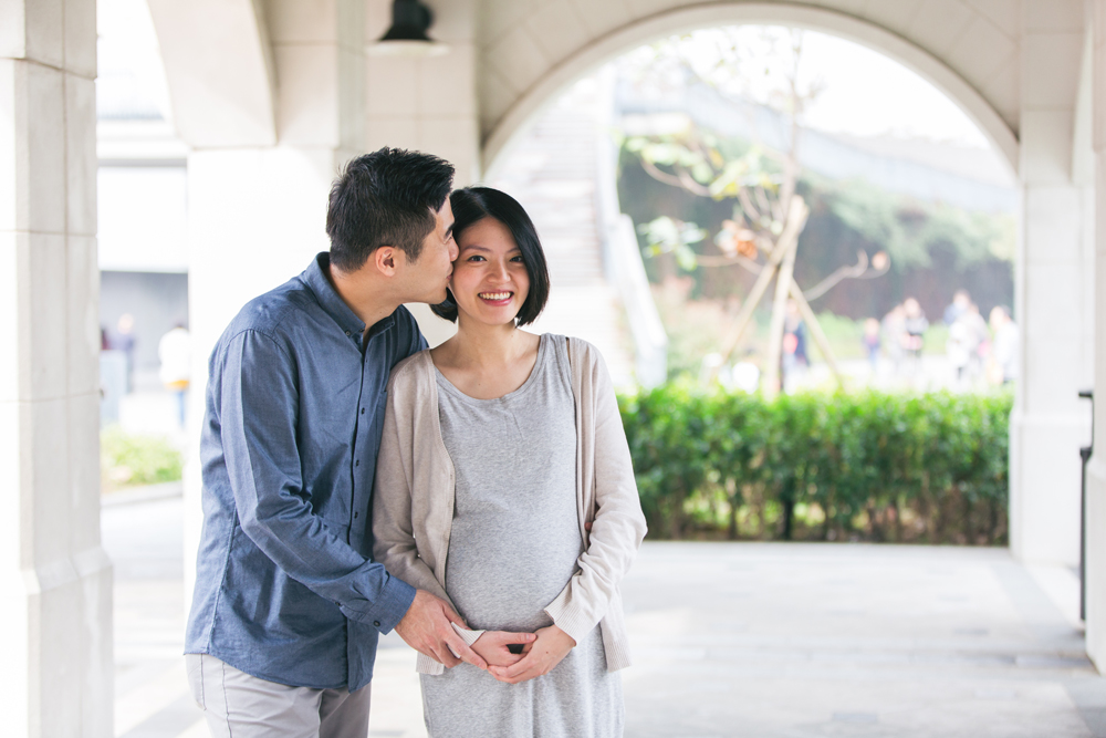 Maternity Session • Joy & Brian