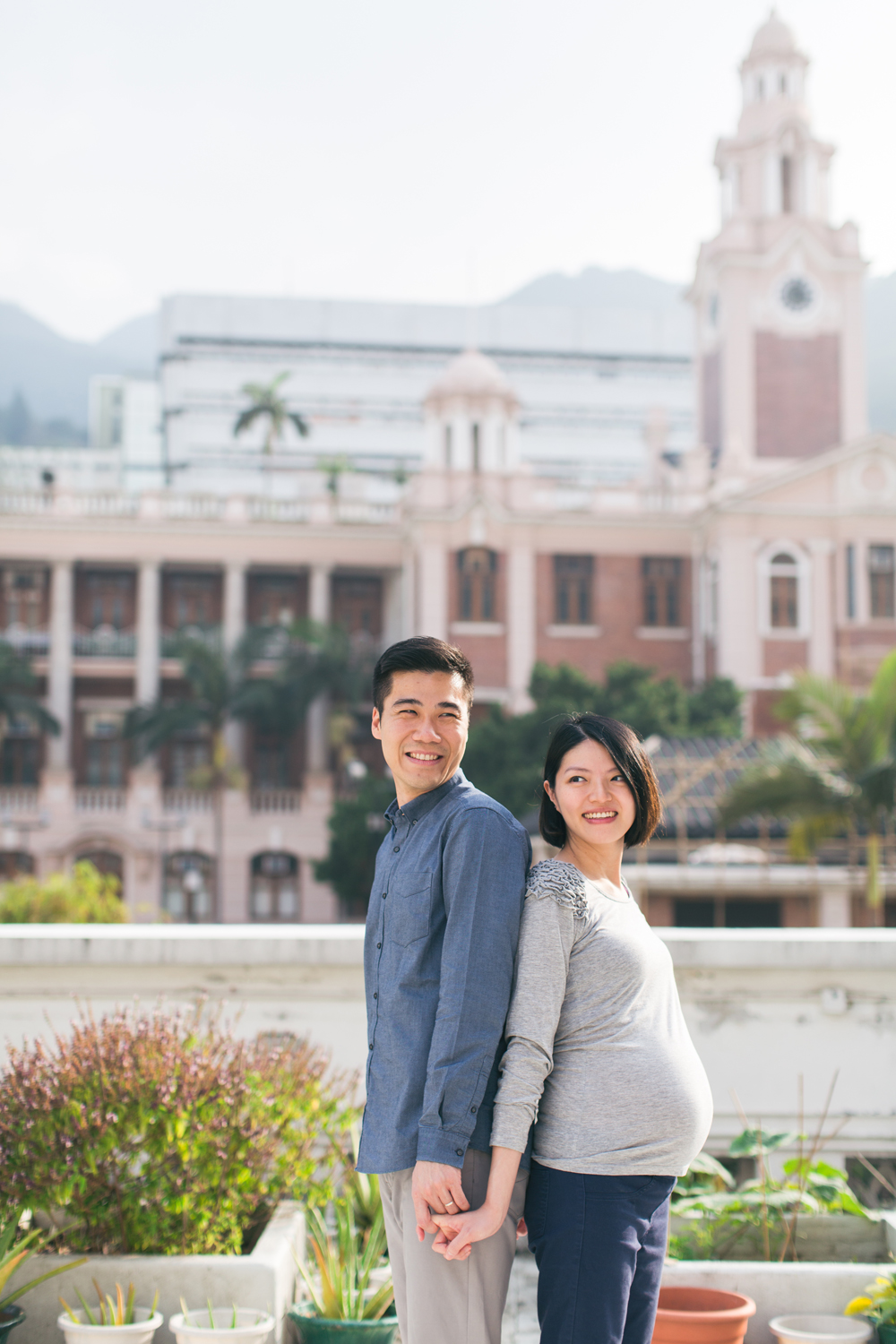 Hong Kong pregnancy photographer