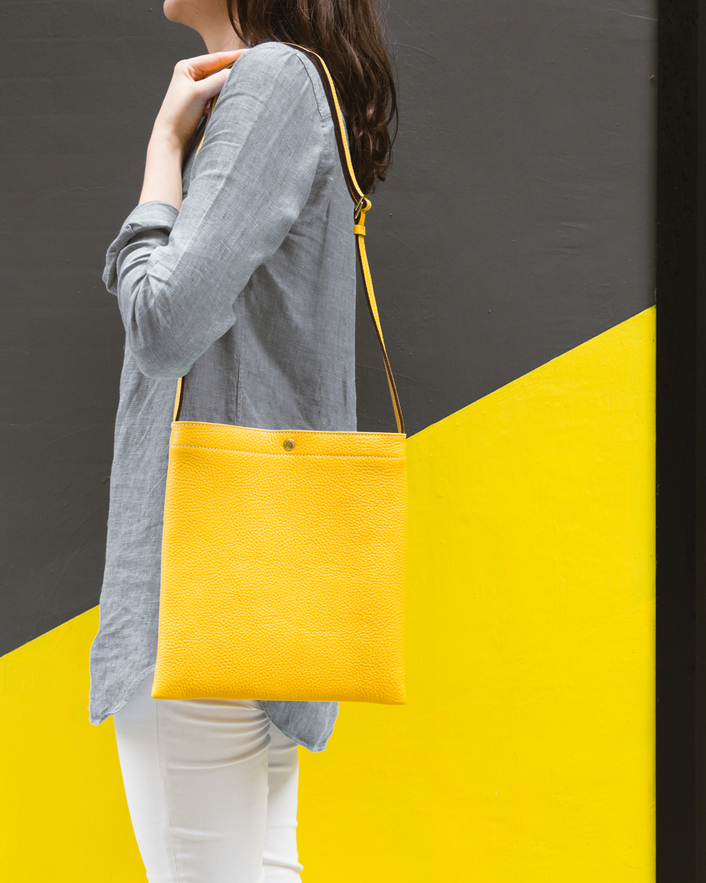 Just Campagne Semeur shoulder bag – lifestyle photography by Tracy Wong