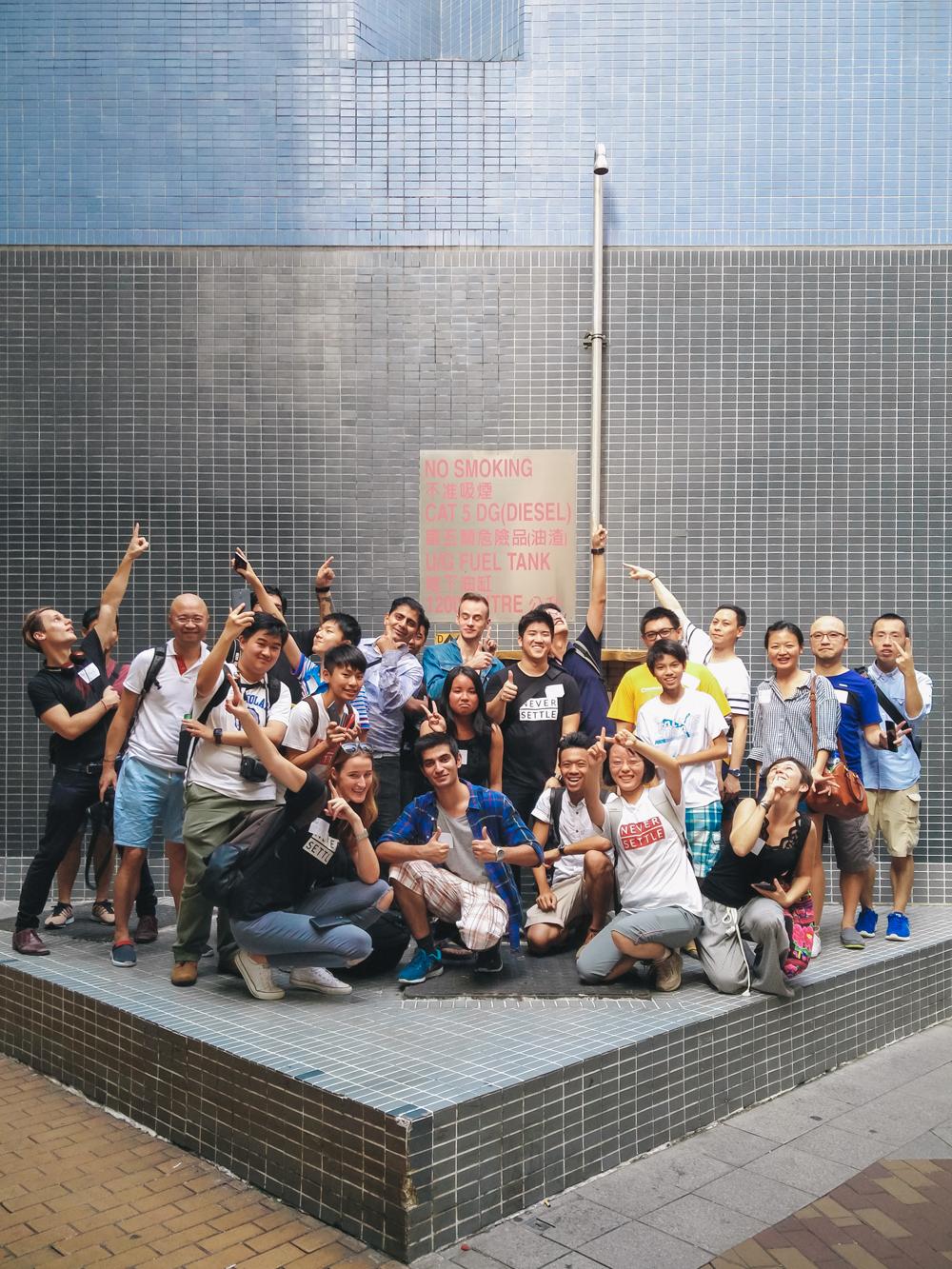 OnePlus 2 Hong Kong Photowalk