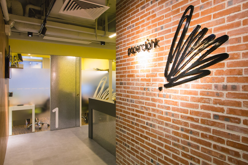 PaperclipHK – Sheung Wan shared offices
