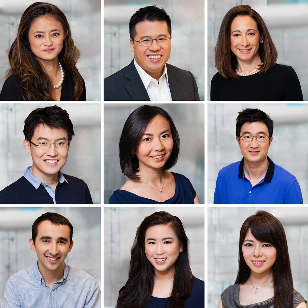 Team Headshots of Arbor Ventures Hong Kong