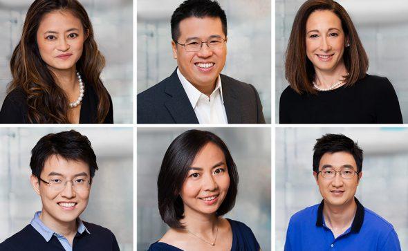 Team Headshots of Arbor Ventures Hong Kong