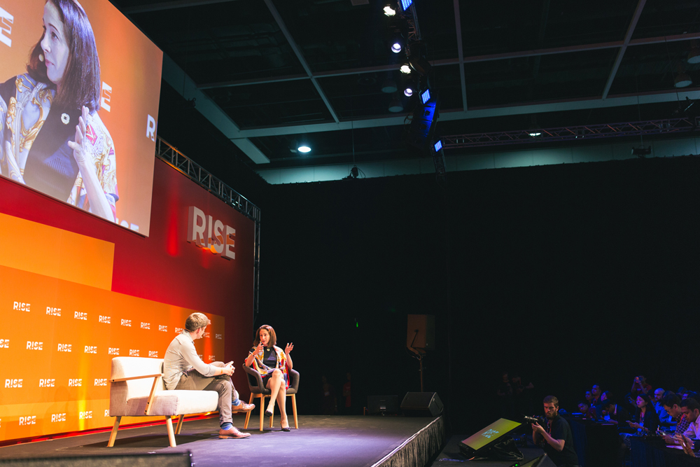 Event photographer Hong Kong – RISE Conference for startups