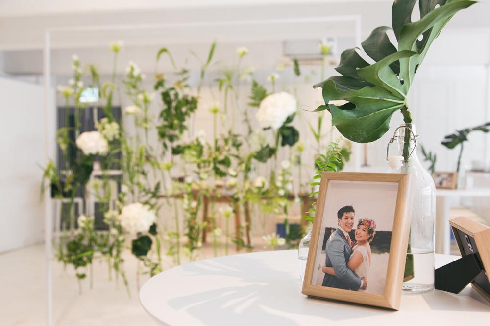 Blank slate wedding venue in Hong Kong | Pomegranate Kitchen