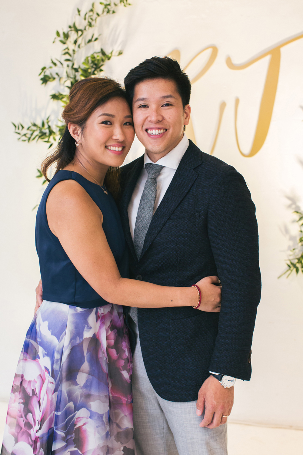 Simple, modern wedding with John and Rachel | planned by Events Artisan