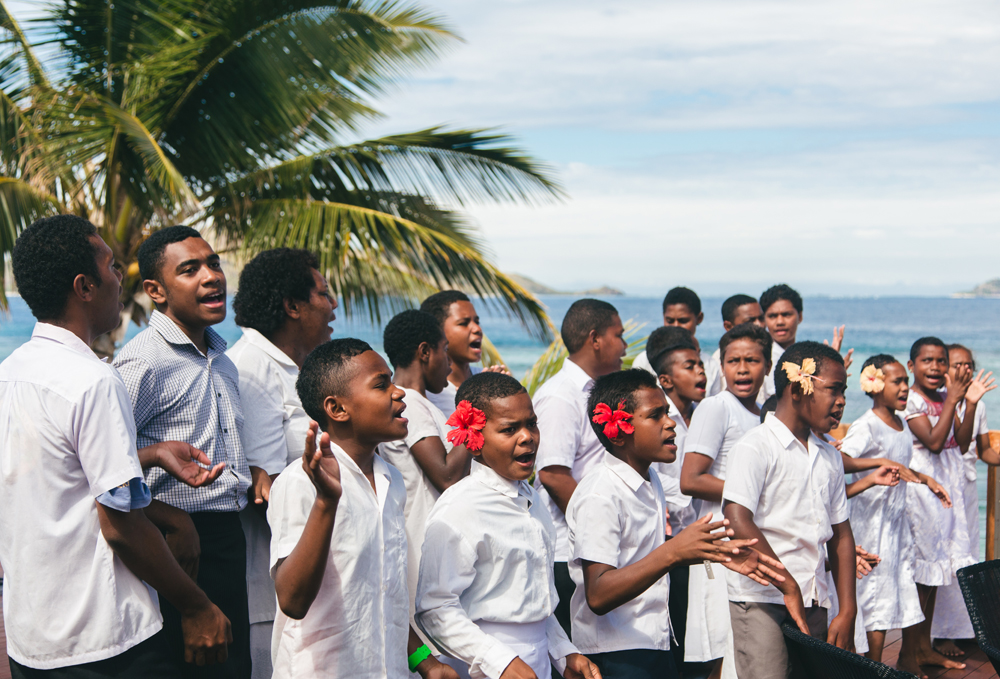 Local community experience – Fiji Sheraton Tokoriki – travel photographer Tracy Wong