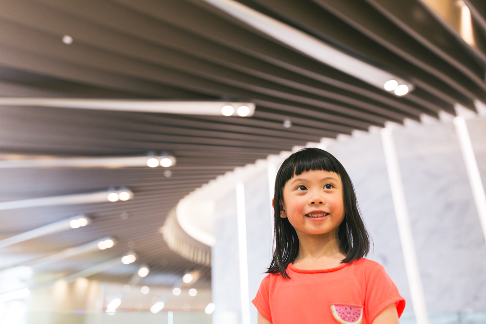 Futuristic | Kids portraits photographer in Hong Kong