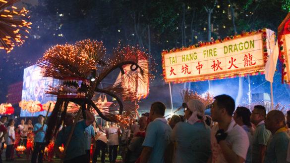 Tai Hang Fire Dragon Dance – Mid Autumn Festival in Hong Kong