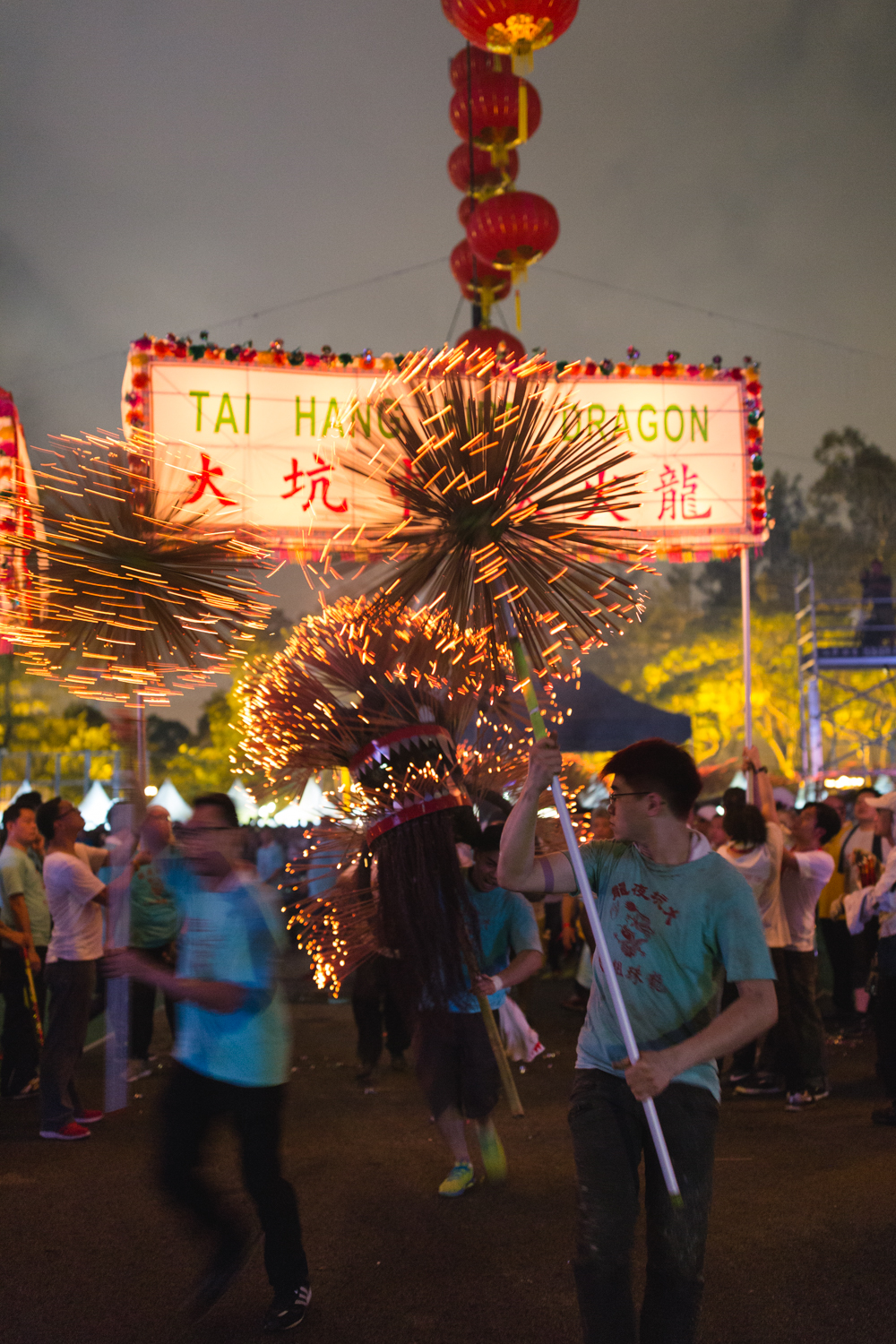 Tai Hang Fire Dragon Dance – Mid Autumn Festival in Hong Kong | Tracy Wong Photography