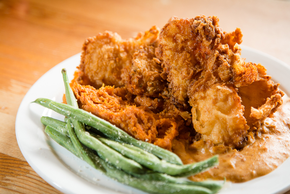 Angeline's Louisiana Kitchen – Buttermilk Fried Chicken