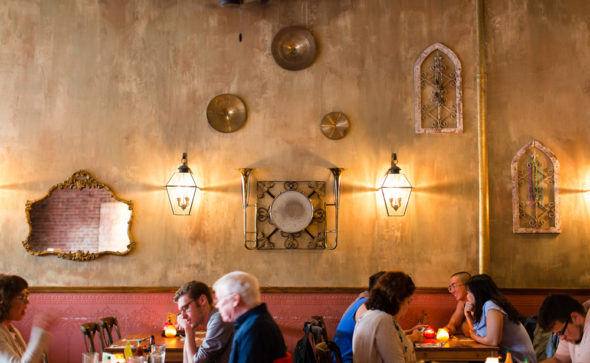 Restaurant Interiors Photos | Angeline's Louisiana Kitchen | Berkeley, CA