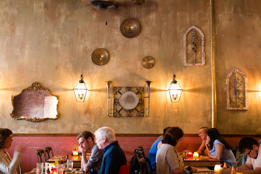 restaurant interiors photos angelines louisiana kitchen berkeley ca - Angelines Louisiana Kitchen