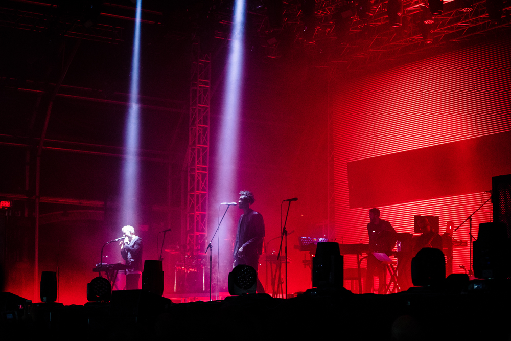 Massive Attack in Hong Kong | Concert Photographer at Clockenflap