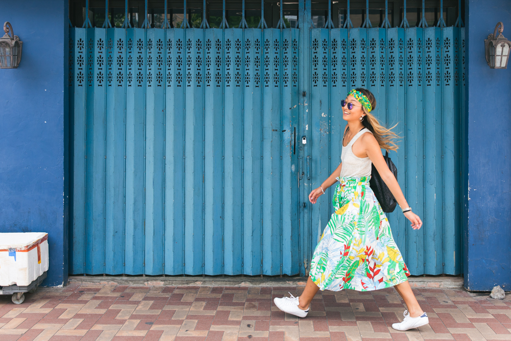 Hong Kong lifestyle portraits | with Helen Chik, Australian fashion blogger