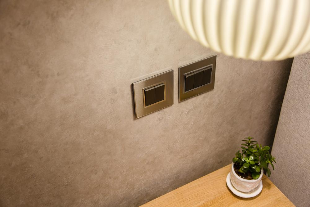 Bedside Details | Interiors Photography Hong Kong