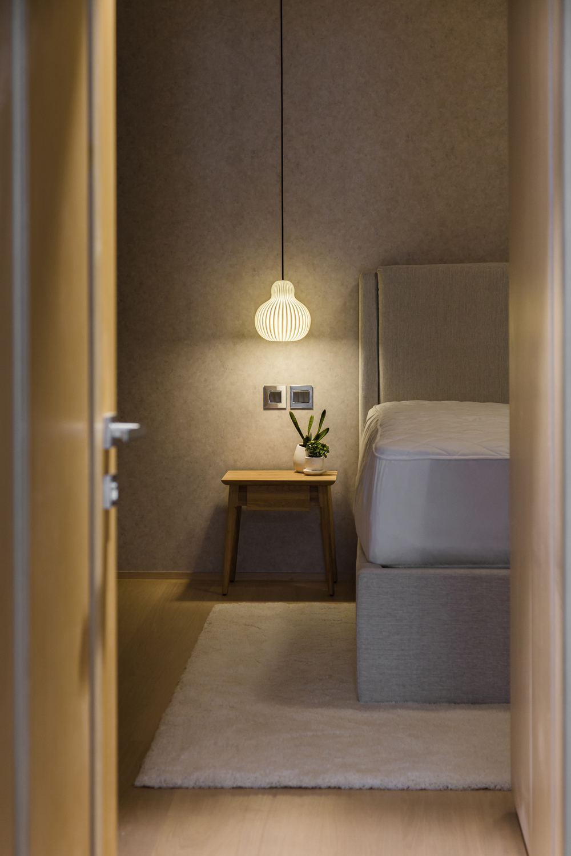 Bedroom lighting design | Liquid Interiors | Hong Kong Interiors Photographer