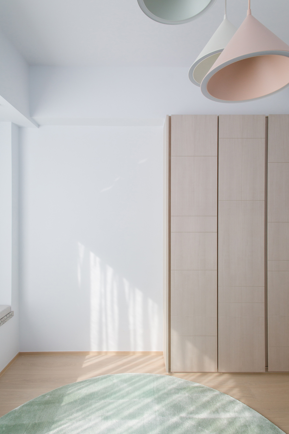 Light and Shadows | Baby's Room Kennedy Park | Hong Kong Interiors Photography