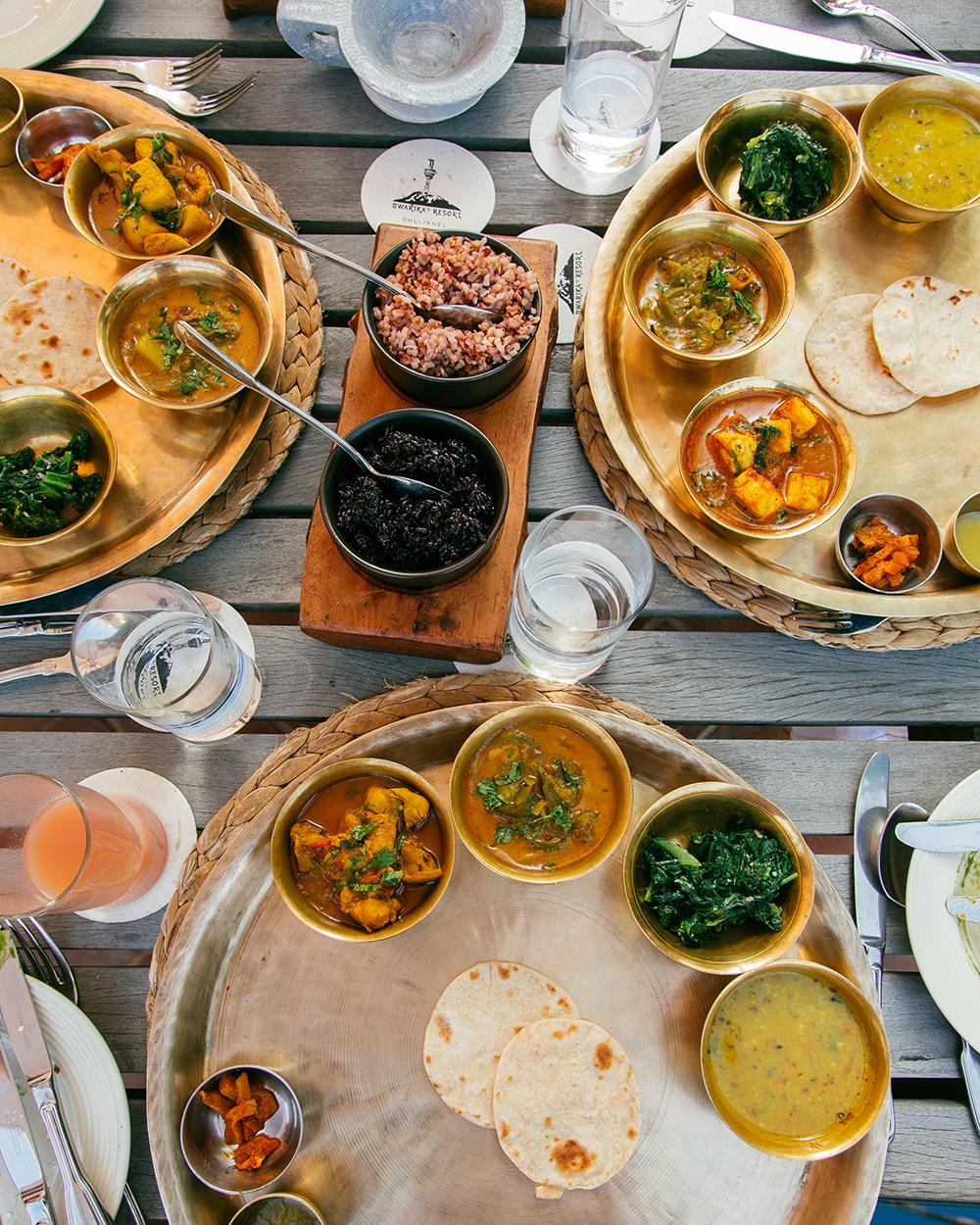 Dhulikhel Dwarika Resort | Nepal travel and food photography