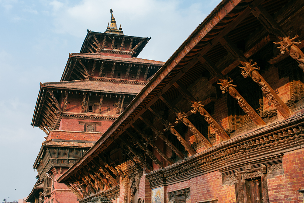Tour of Patan Durbar Square with Fairfield Marriott Kathmandu