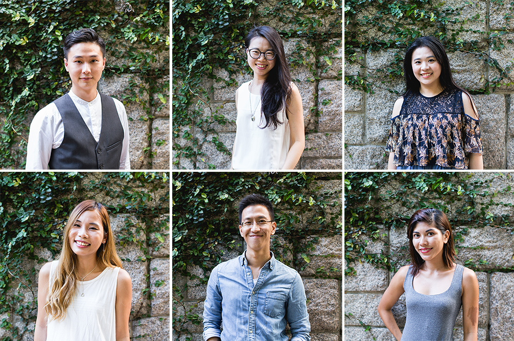 Team Headshot Portraits | Liquid Interiors Hong Kong