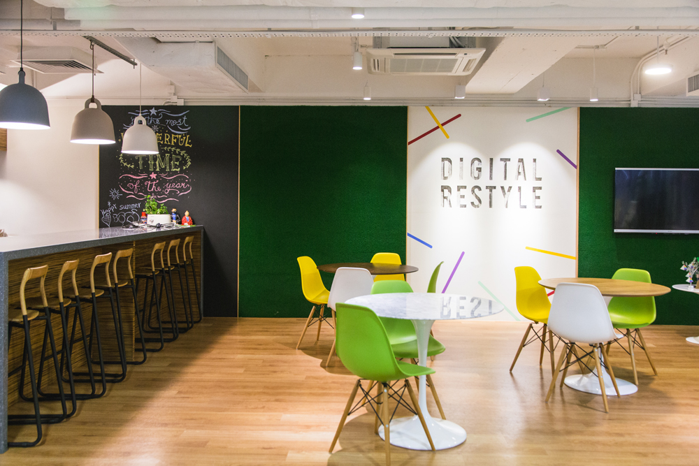 PRIZM social media agency   Commercial & Office Interiors Photography by Tracy Wong   Hong Kong